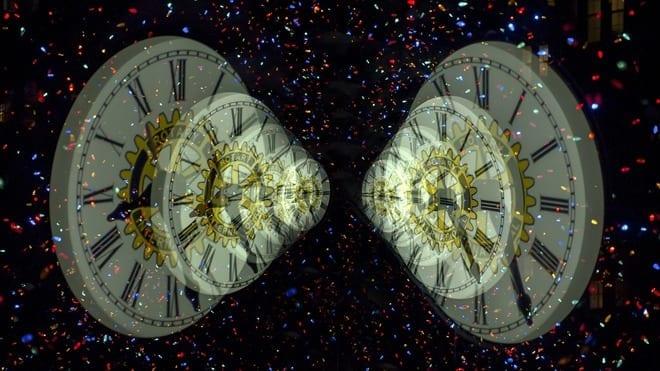 time machine illo