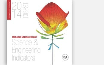 Indicators is a widely-used resource, reporting on R&D trends, the STEM workforce, and more.