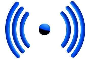 Wi-Fi Signal logo (Photo credit: Wikipedia)