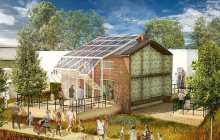TU Delft students turn Dutch terraced house into energy-neutral home