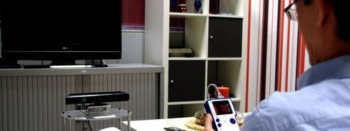 A Smart Home able to Detect Symptoms of Neurodegenerative Diseases