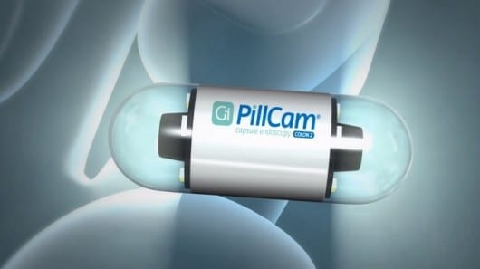 FDA approves PillCam video camera that you swallow