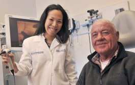 Possible world's first: Physicians use CyberKnife to treat vocal cord cancer