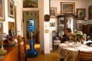 Robot caregivers help the elderly