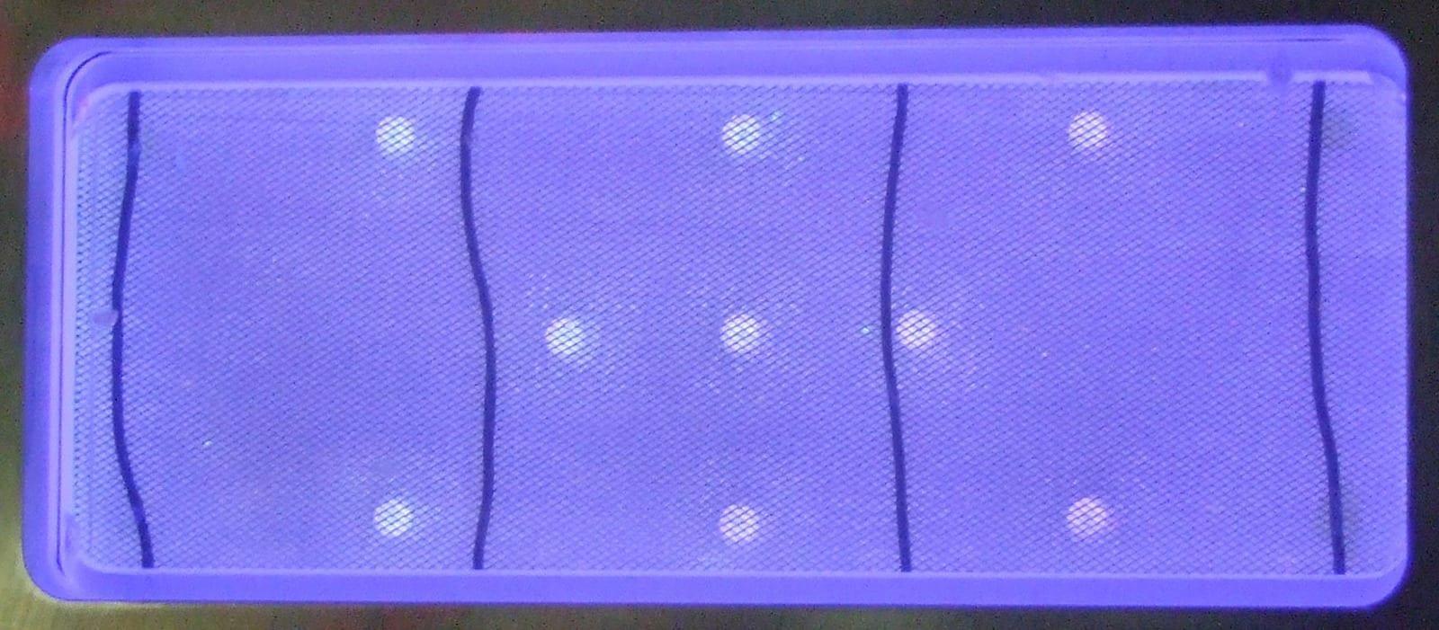 172 nm UV radiation element. © Fraunhofer