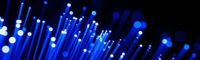 Optical fiber. Normally, transmission of entangled photons through optical fiberruins the entanglement. Photo courtesy of Michel Tronchetti