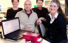 Otago researchers invent handheld DNA diagnostic unit