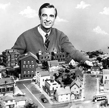 Mister Rogers' Neighborhood (Photo credit: Wikipedia)