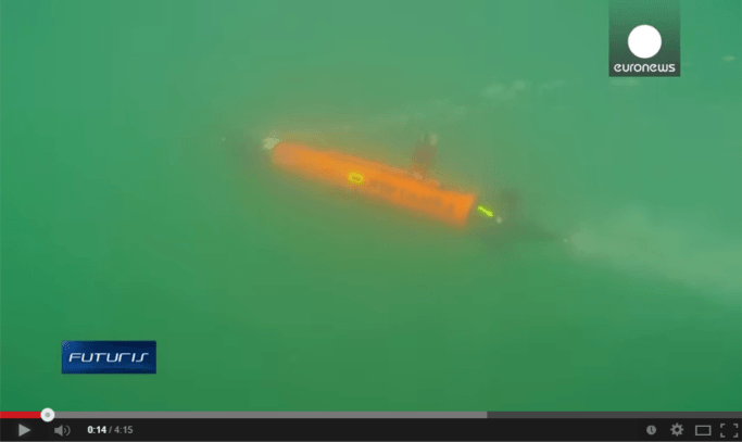 The Internet of Things - Underwater: The Sunrise Project