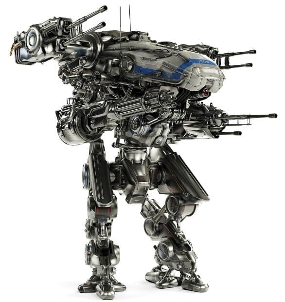 Keep killer robots fictional via www.ottawacitizen.com