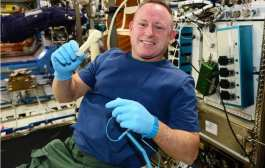 Nasa emails spanner to space station