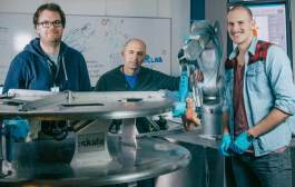 Using robots to get more food from raw materials