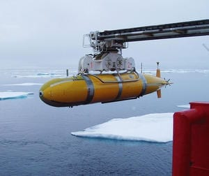 Robot cameras monitor deep sea ecosystems