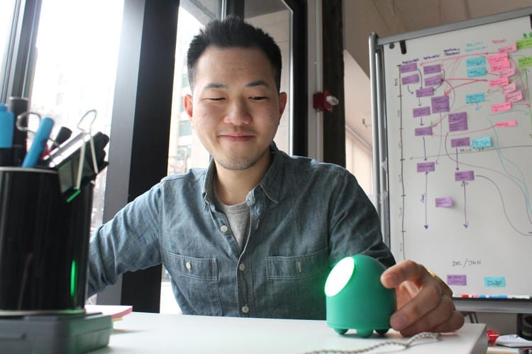 This Cute Little Robot Is Designed To Help You Form Any Habit