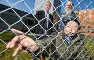 Sensor cable monitors fences of all kinds and can even detect low-level drone fly-bys