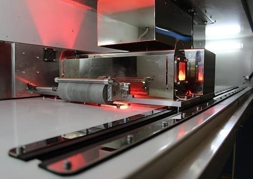 A larger version of this high-speed sintering machine is now in the works.