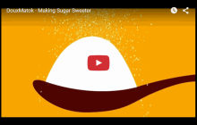 A New Technology Makes Sugar Twice As Sweet, So You Can Eat Half As Much