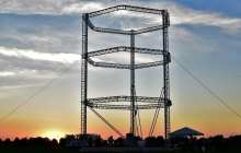 World's largest delta 3D printer could build entire houses out of mud or clay