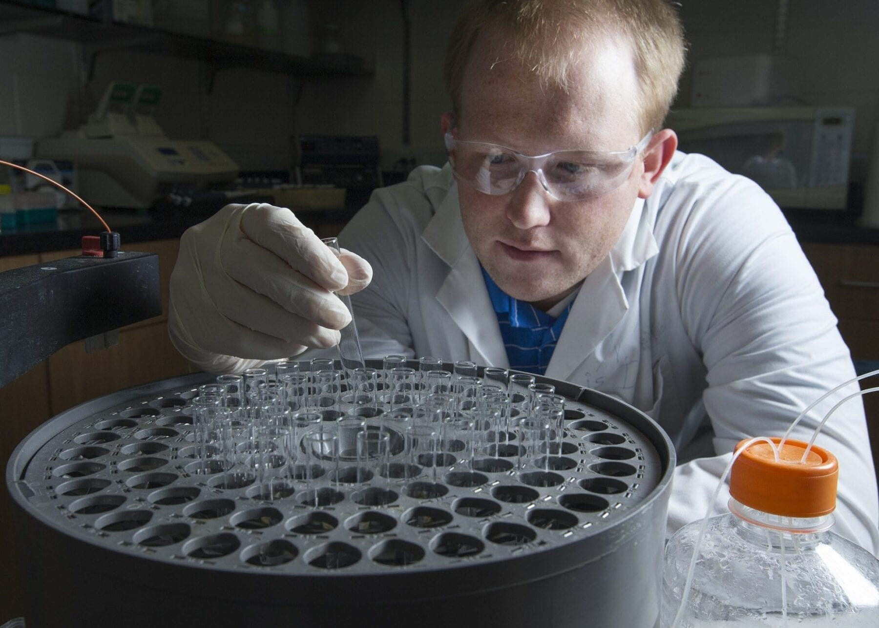 BYU researchers speeding up process of making vaccines