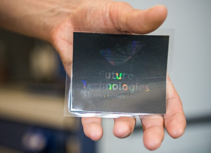 Inkjet Hologram Printing is Possible Now!