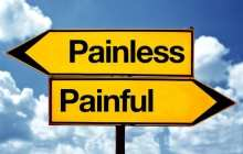 The recipe for painlessness