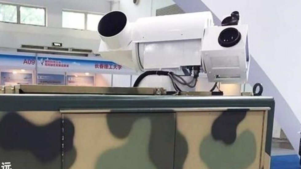 Chinese Scientists Develop Star Wars-Like Laser Guns