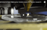 Open-source laser fabrication lowers costs for cancer research