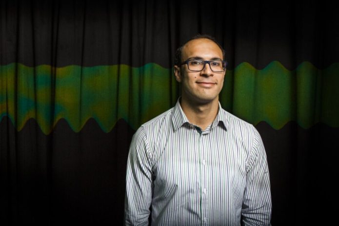 Dr Amgad Rezk and his research colleagues at RMIT University have created a new class of sound wave -- the first in more than half a century -- in a breakthrough they hope could lead to a revolution in stem cell therapy. CREDIT RMIT University