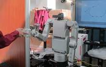 Robot human interaction: Who's the master?