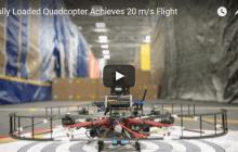 Fast Lightweight Autonomy Program Takes Flight