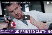 Revolutionary 3D printed fashion to be developed at Loughborough University