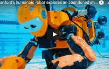 Maiden voyage of humanoid robotic diver recovers treasures from King Louis XIV's wrecked flagship