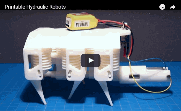 In a new paper, researchers at MIT's Computer Science and Artificial Intelligence Laboratory present the first-ever technique for 3-D printing robots that involves printing solid and liquid materials at the same time. Video: MIT CSAIL