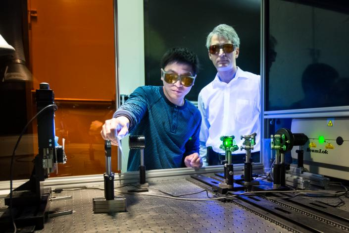Laser treatment, bonding potential road to success for carbon fiber in cars and trucks