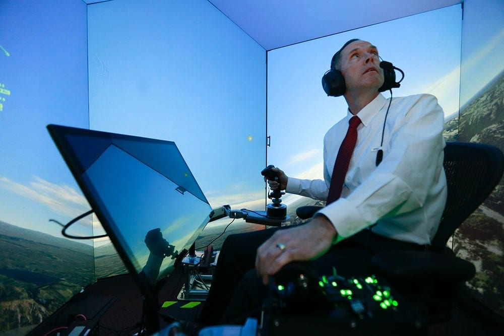 ALPHA artificial intelligence system beats tactical experts in combat simulation using $35 computer