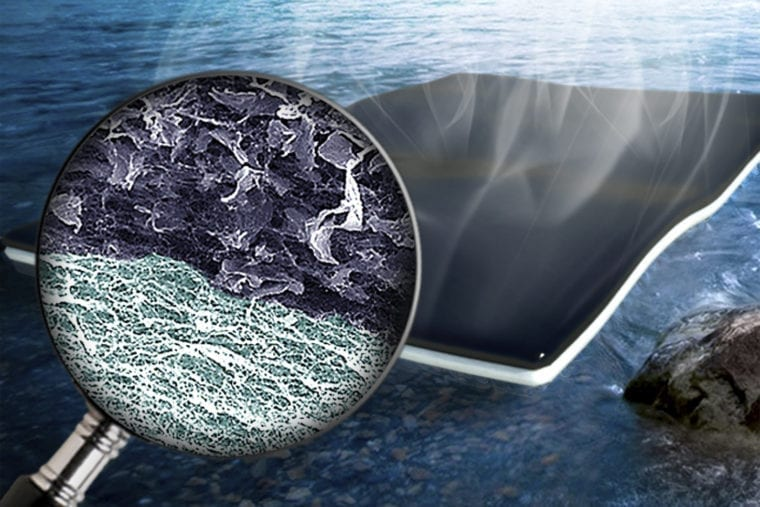 Engineers develop novel hybrid nanomaterials to transform water purification