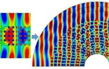 Practical Invisibility Cloak With Photonic Crystals