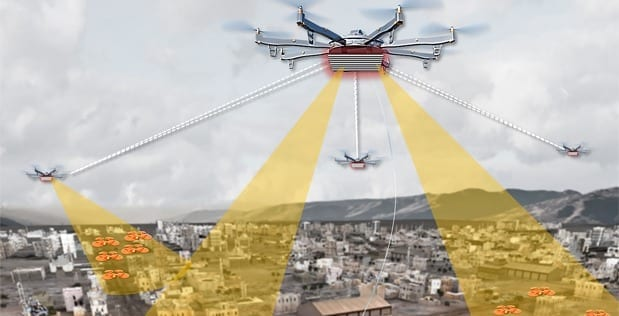 Innovative tracking technology sought to protect against airborne threats in urban terrain