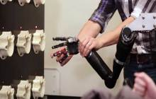 Paralyzed Man Able to Feel Again Through a Mind-Controlled Robotic Arm