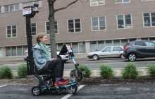 Driverless scooters for autonomous mobility