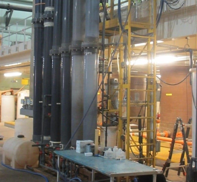 Hungry bacteria extract energy from sewage