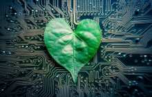 Tree-on-a-chip microfluidic device generates passive hydraulic power for small robots