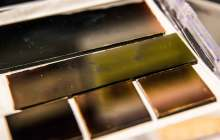 A new perovskite ink with a long processing window allows the scalable production of perovskite thin solar films
