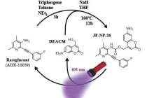 The first light-activated drug for the treatment of pain