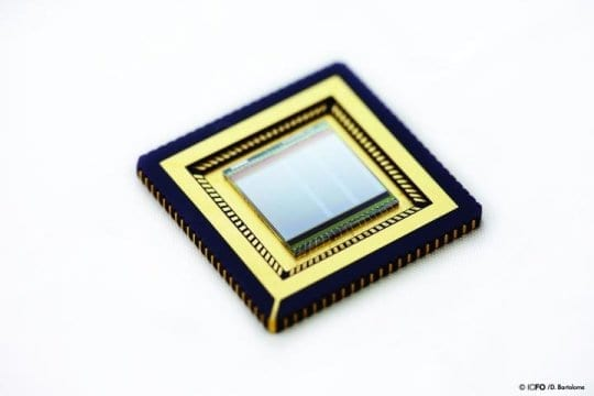 First inexpensive graphene-quantum dot based CMOS integrated camera capable of imaging visible and infrared light at the same time