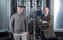 An industry-first technology reduces harmful diesel emissions