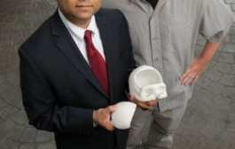 3-D Printed Skull is the Solution after Traumatic Brain Injury