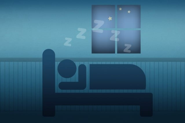 Sleep can be monitored nonintrusively with radio waves thanks to new AI algorithm