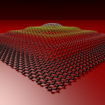 Graphene can be forged into three-dimensional objects by using laser light