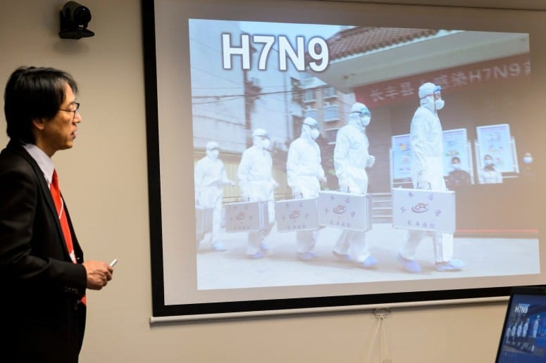 New H7N9 influenza is not good